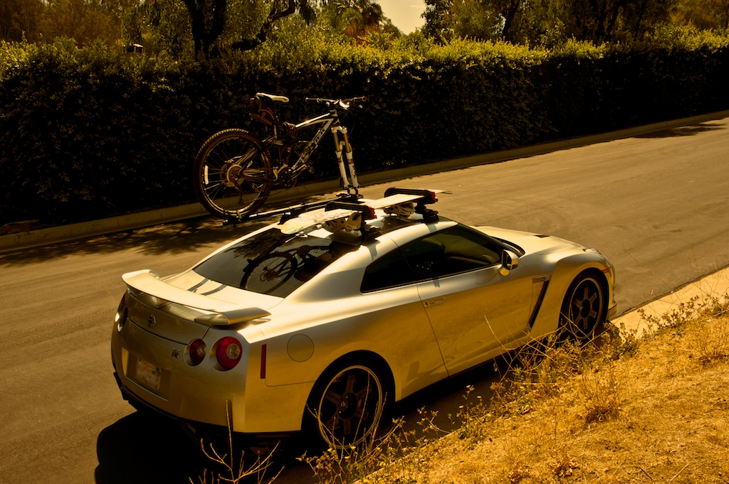 Finally A Roof Rack Solution For The Gtr R35 Gt R Gt